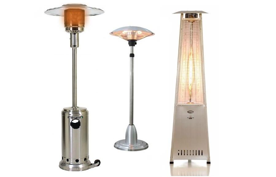 Patio /outdoor heater rental -Dubai, UAE