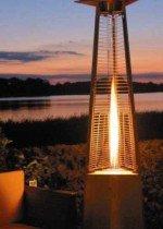Pyramid outdoor heater rental in Dubai